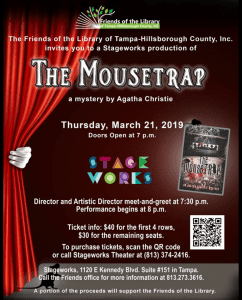 The Mousetrap at Stageworks @ Stageworks Theatre