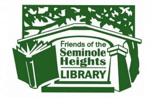 Friends of the Seminole Heights Library Book Sale @ Seminole Heights Library