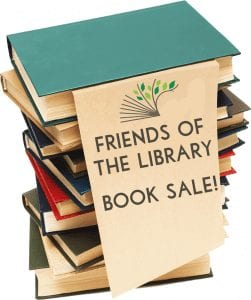 Friends of the John F. Germany Library Book Sale @ John F. Germany Public Library
